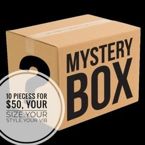 mystery box  customised for you
